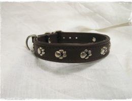 Hundehalsband-Pfötchen